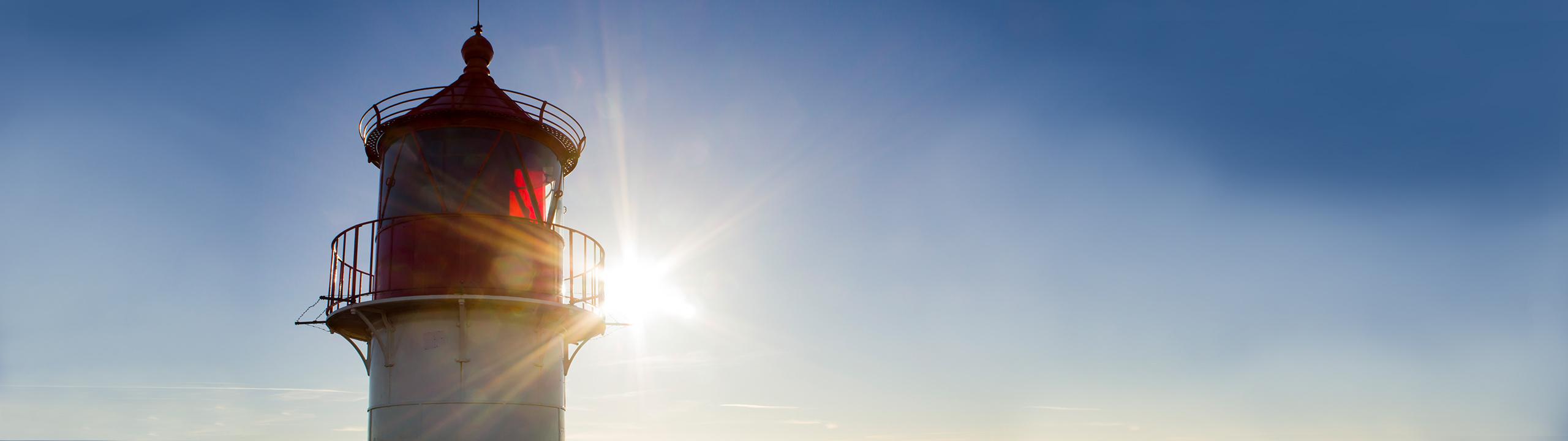 Banner Leuchtturm